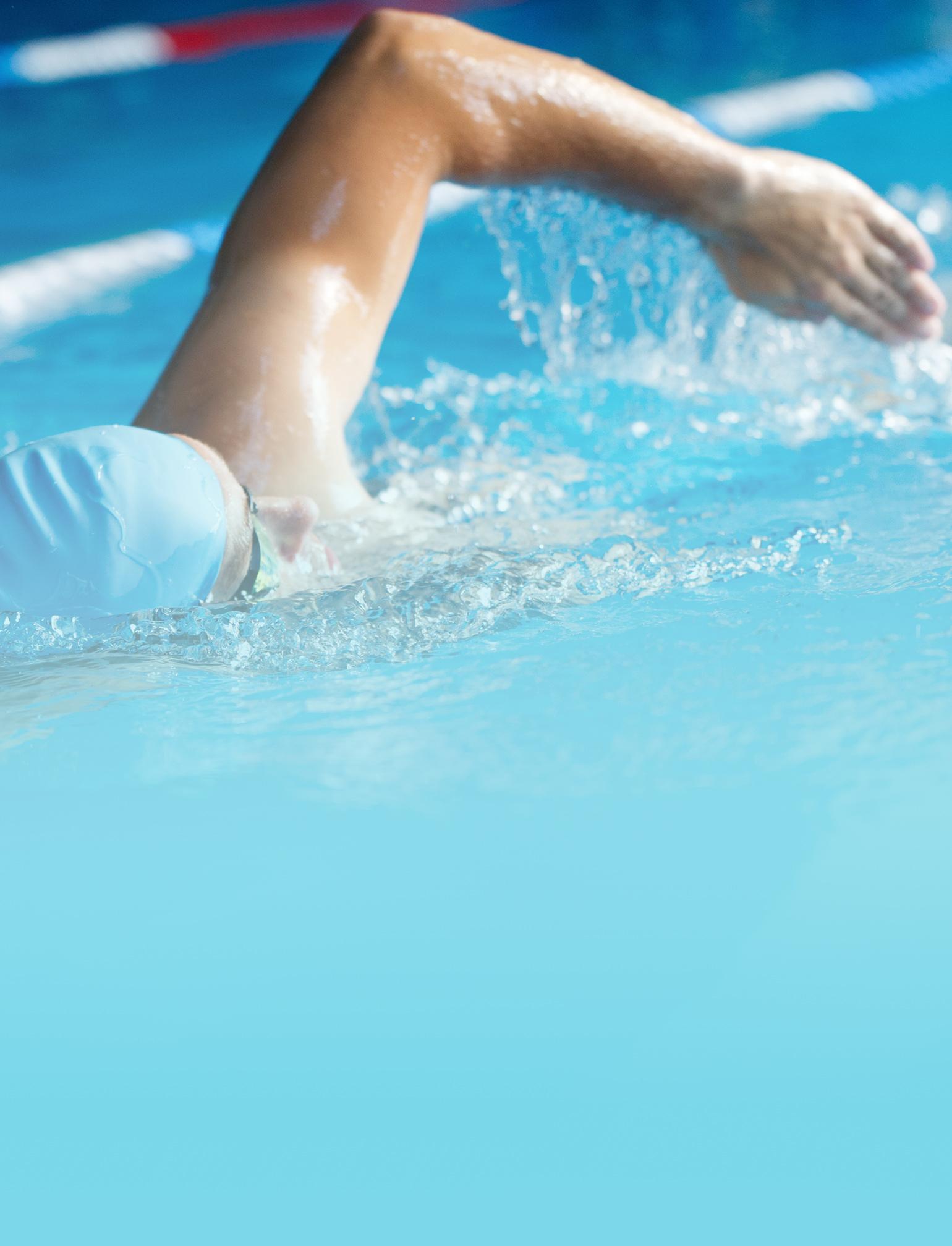 トップページマンツーマンの水泳教室